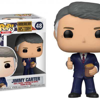 Icons bobble head pop n 48 jimmy carter