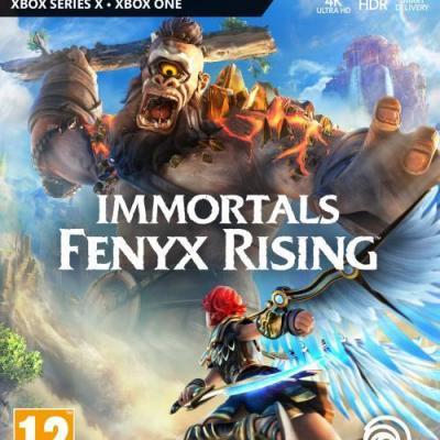 Immortals fenyx rising xbox one xbox series x