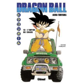 DRAGON BALL - Edition originale - Tome 13