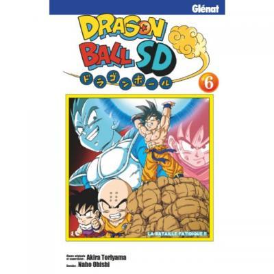 DRAGON BALL SD - Tome 6