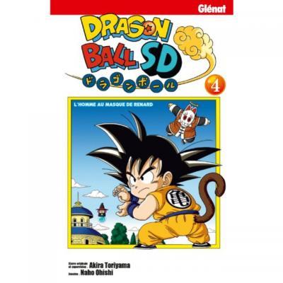 DRAGON BALL SD - Tome 4