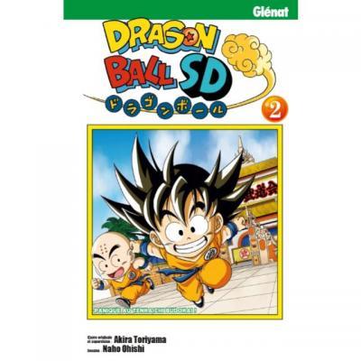 DRAGON BALL SD - Tome 2