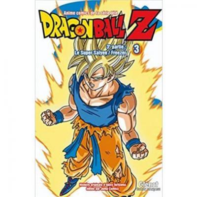 Dragon Ball Z - Troisième partie - Tome 3