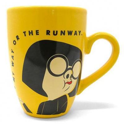 Incredibles 2 it s my way or the runway mug a latte 284ml
