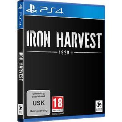 Iron harvest playstation 4