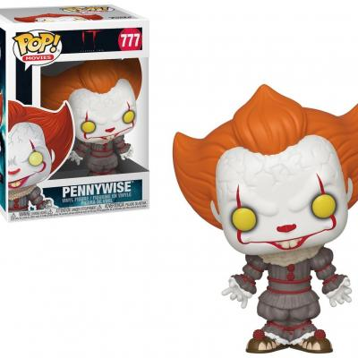 It chapter 2 bobble head pop n 777 pennywise with open arms