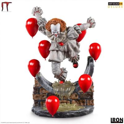 It chapter 2 pennywise statuette deluxe art scale 21cm 6