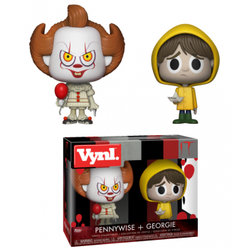 It funko vynl 2 pack pennywise georgie