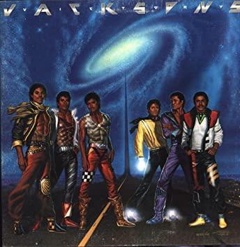 Jacksons victory album 33t