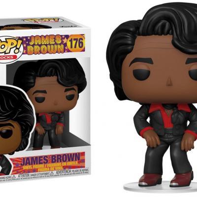 James brown bobble head pop n 176 james brown