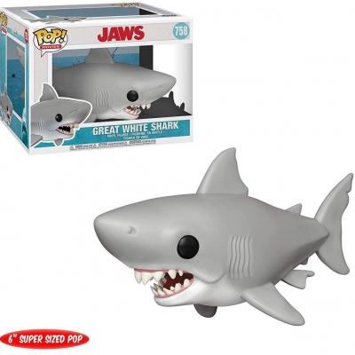 Jaws bobble head pop n 758 jaws oversize