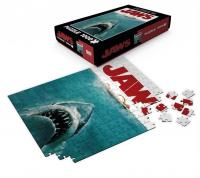Jaws puzzle 1000p movie poster 1