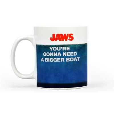 Jaws you re gonna need a bigger boat mug thermoreactif 400ml
