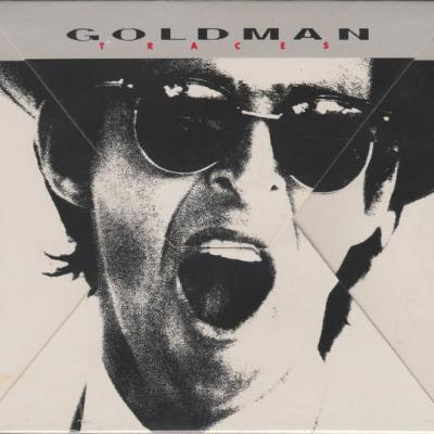 Jean jacques goldman album 33t traces