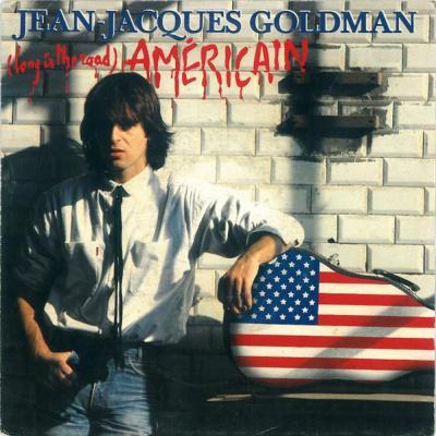 Jean jacques goldman long is the road 45t