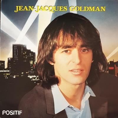 Jean jacques goldman positif album 33t