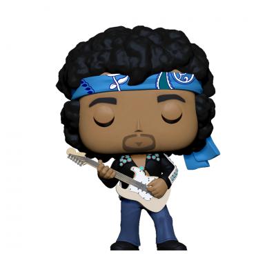 Jimmy hendrix bobble head pop n xxx live in maui jacket