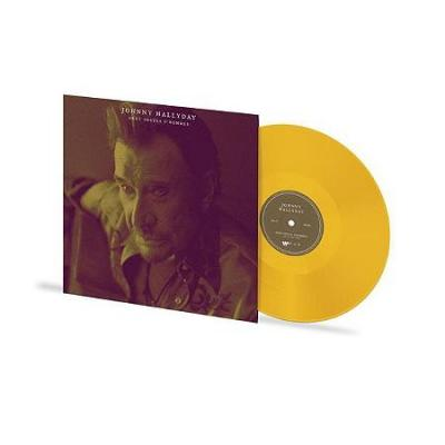 Johnny hallyday deux sortes d hommes tes tendres annees yellow
