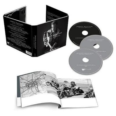 Johnny hallyday son reve americain 3cd