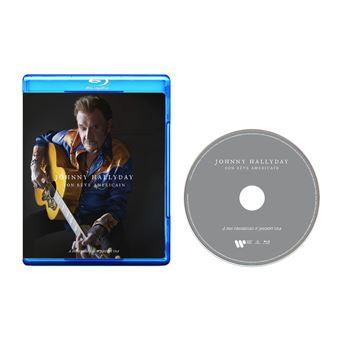 Johnny hallyday son reve americain blu ray 1