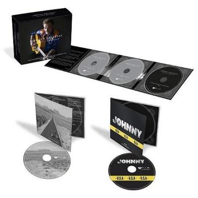 Johnny hallyday son reve americain box set cd dvd limited edition