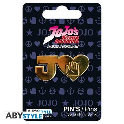 Jojo s bizarre adventure j3 pin s