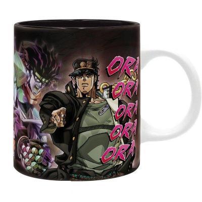 Jojo s bizarre adventure mug 320 ml duel