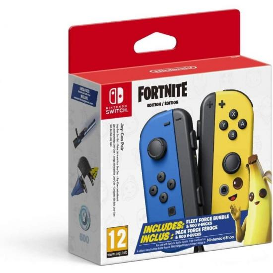 Joy con pair fortnite