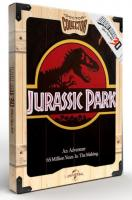 Jurassic park 1993 poster woodarts 3d en bois 30x40cm 1