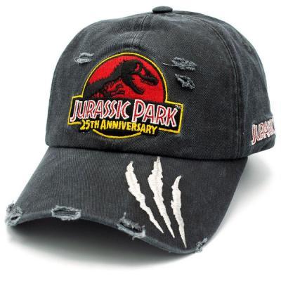 Jurassic park casquette logo jurassic park