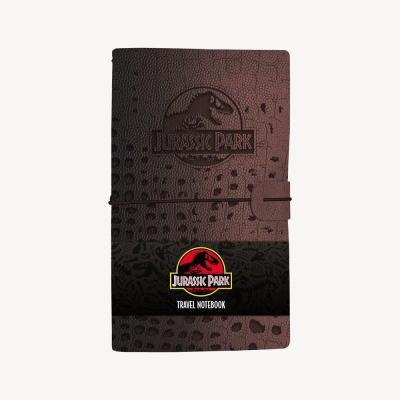 Jurassic park logo carnet de voyage