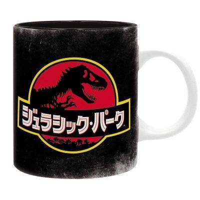 Jurassic park raptor mug 320ml