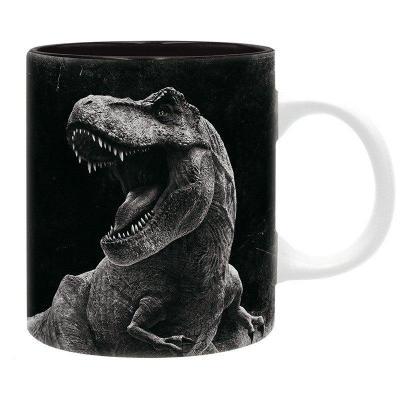 Jurassic park t rex mug 320ml 2