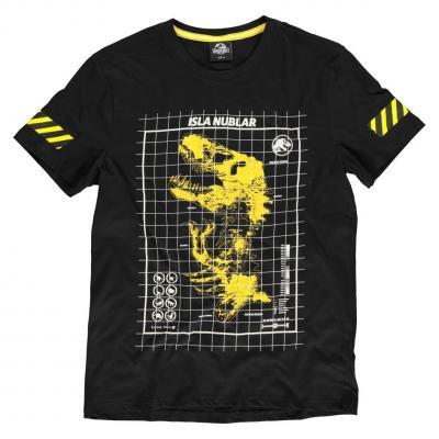 Jurassic park t shirt homme