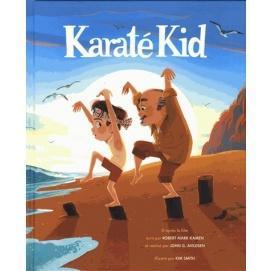Karate kid l album illustre jeunesse