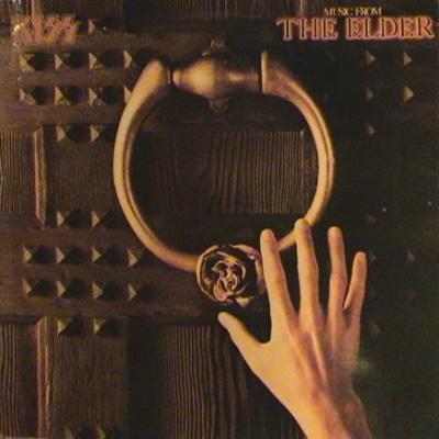 Kiss the elder album 33t