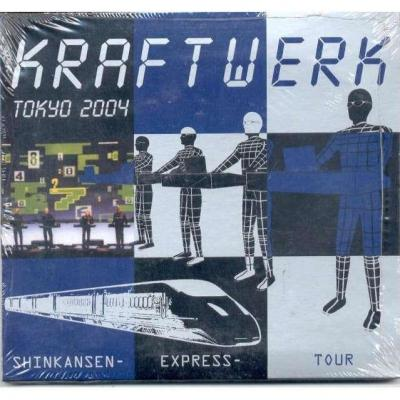 Kraftwerk tokyo 2004 shinkansen express tour