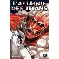L attaque des titans tome 1