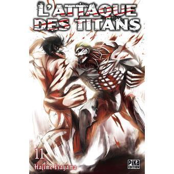 L attaque des titans tome 11