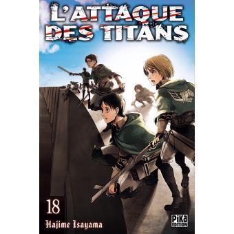 L attaque des titans tome 19
