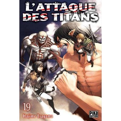 L attaque des titans tome 20