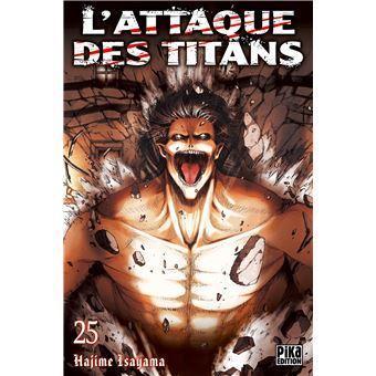 L attaque des titans tome 26