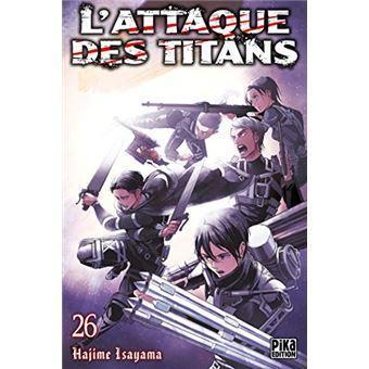 L attaque des titans tome 27