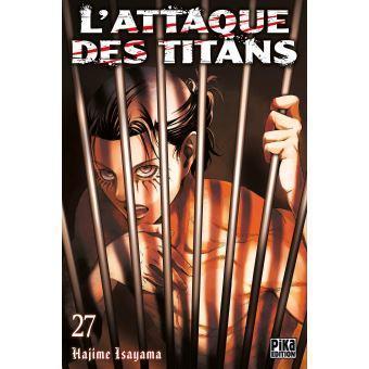 L attaque des titans tome 28