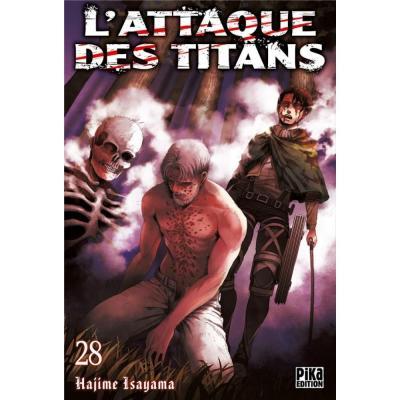 L attaque des titans tome 29