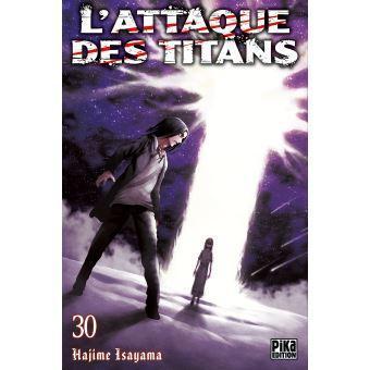 L attaque des titans tome 31