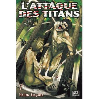 L attaque des titans tome 7
