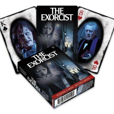L exorciste jeu de cartes