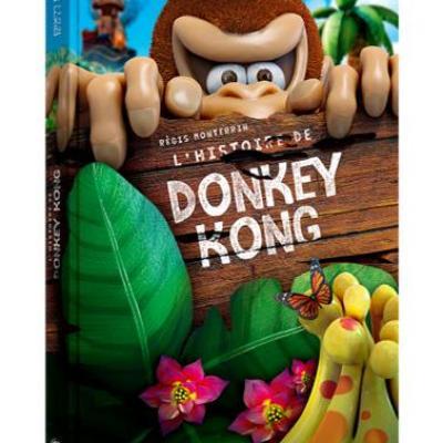 L histoire de donkey kong pix n love edit