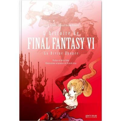 L histoire de final fantasy vi la divine epopee